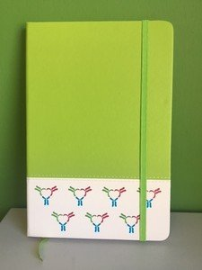 Green Notebook