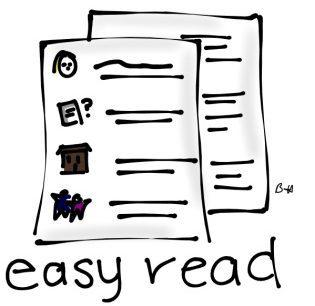 Easy Read Information